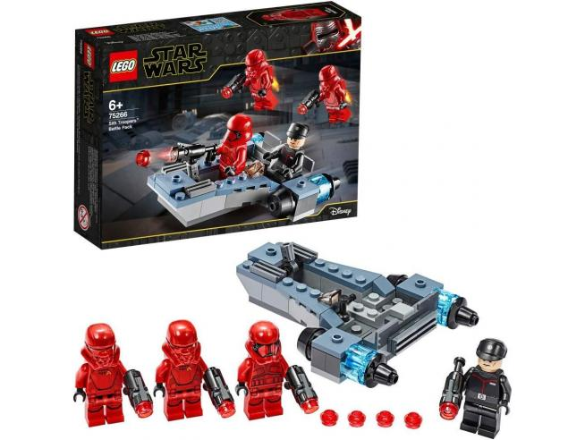LEGO STAR WARS 75266 - BATTLE PACK SITH TROOPERS