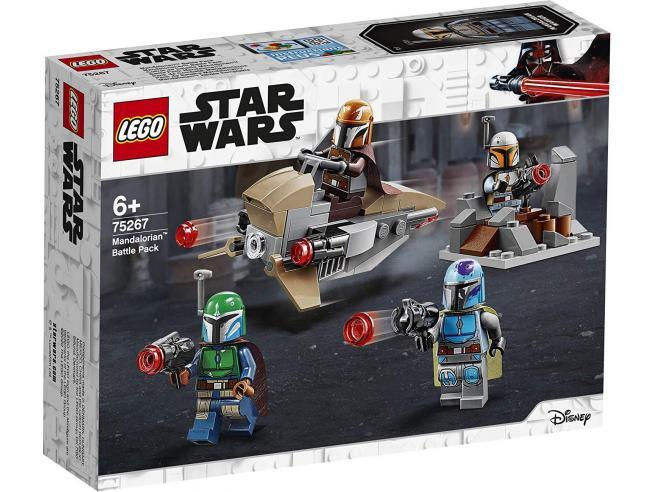 LEGO STAR WARS 75267 - BATTLE PACK MANDALORIAN
