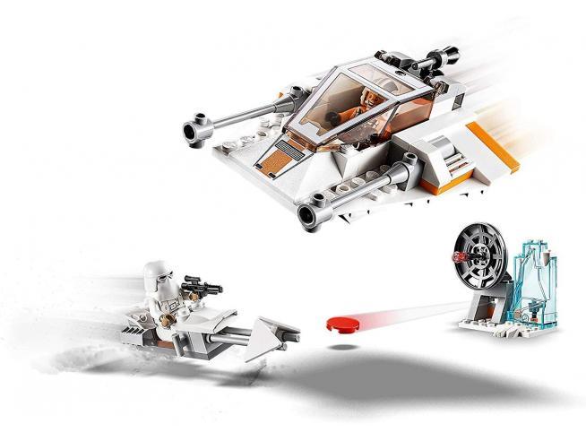 LEGO STAR WARS 75268 - SNOWSPEEDER