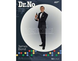 BIG CHIEF 007 DR NO JAMES BOND 1/6 AF ACTION FIGURE