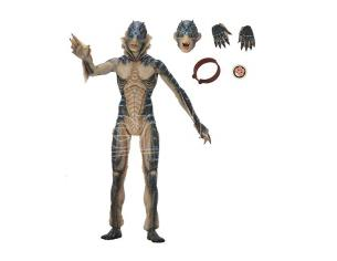 NECA GUILLERMO D/TORO SIGN COLL AMPHIBIAN MAN ACTION FIGURE