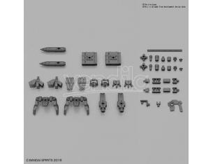 BANDAI MODEL KIT 30MM OPTION PARTS SET 2 1/144 MODEL KIT