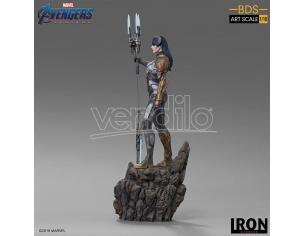 IRON STUDIO AE PROXIMA MIDNIGHT BLACK ORDER 1/10 ST STATUA