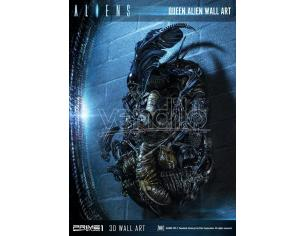 PRIME 1 STUDIO ALIENS QUEEN ALIEN WALL ART STATUA