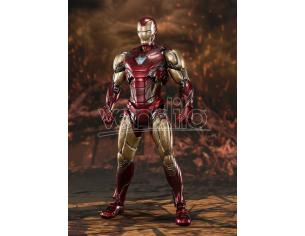 BANDAI AVENGERS ENDGAME IRON MAN MK85 FINAL SHF ACTION FIGURE