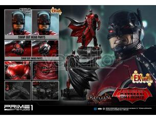 PRIME 1 STUDIO BATMAN ARKHAM KNIGHT JL3000 BATMAN EXCL STATUA
