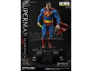 PRIME 1 STUDIO BATMAN DARK KNIGHT RETURNS SUPERMAN DLX STATUA