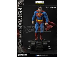 PRIME 1 STUDIO BATMAN DARK KNIGHT RETURNS SUPERMAN ST STATUA