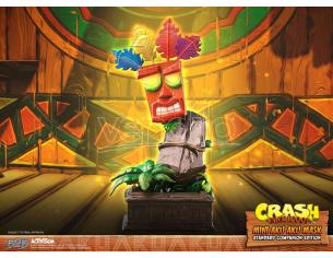 FIRST4FIGURES CRASH BANDICOT MINI AKU AKU MASK STATUA