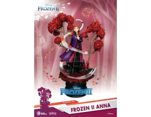 BEAST KINGDOM D-STAGE FROZEN II ANNA MINI FIGURA