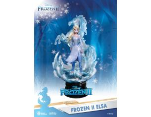 BEAST KINGDOM D-STAGE FROZEN II ELSA MINI FIGURA