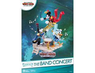 BEAST KINGDOM D-STAGE MICKEY MOUSE BAND CONCERT FIGURA