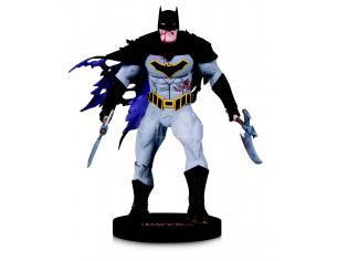 DC DIRECT DC DES METAL BATMAN BY CAPULLO MINI ST STATUA