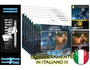 SQUARE ENIX FFTCG CLOUDvsSEPHIROT 2 Player Start (6) GIOCO DA TAVOLO