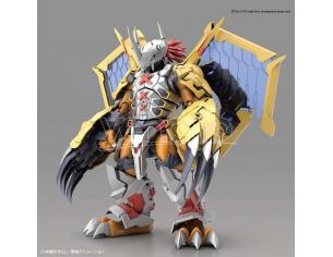 Bandai Model Kit Figura Rise Digimon Wargreymon Amplified Model Kit