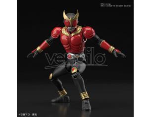Bandai Model Kit Figura Rise Masked Rider Kuuga Mighty F Model Kit