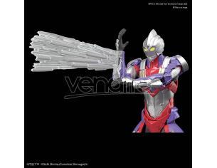 Bandai Model Kit Figura Rise Ultraman Suit Tiga 1/12 Model Kit