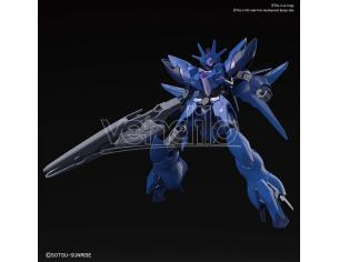BANDAI MODEL KIT HGBDR NEW ENEMY GUNDAM 1/144 MODEL KIT