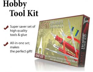 ARMY PAINTER HOBBY TOOL KIT ACCESSORI PER MODELLISMO