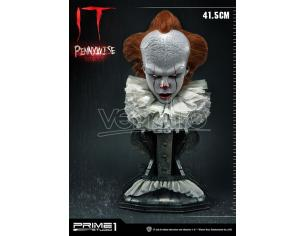 PRIME 1 STUDIO IT PENNYWISE BUST SERIOUS VER (2017) BUSTO