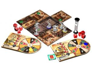 MODIPHIUS KUNG FU PANDA - THE BOARD GAME GIOCO DA TAVOLO