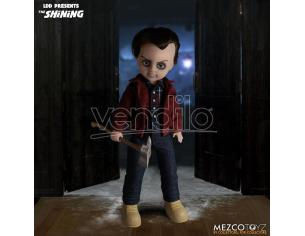 The Shining Figura Jack Torrance Living Dead Dolls Present Mezco Toys