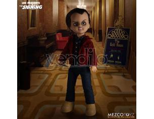 MEZCO TOYS LDD PRESENTS THE SHINING JACK TORRANCE ACTION FIGURE