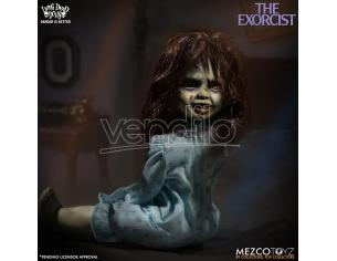 MEZCO TOYS LLD PRESENTS THE EXORCIST BAMBOLA