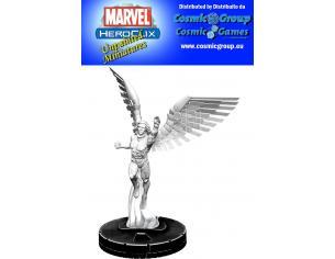 WIZKIDS MARV.HEROCLIX UNPAINTED MIN. ANGEL Miniature e Modellismo