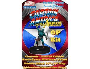 Wizbambino Mhc Cap.america & Avengers Op Kit Wargame