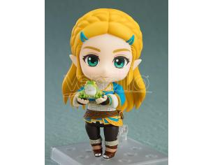 GOODSMILE NENDOROID ZELDA BREATH O/T WILD VER FIG MINI FIGURA