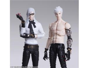 SQUARE ENIX NIER AUTOMATA BRING ARTS ADAM & EVE ACTION FIGURE