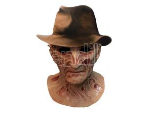 ToT NIGHTMARE O/E STR 4 FREDDY DLX MASK HAT MASCHERA