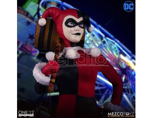 MEZCO TOYS ONE 12 COLL HARLEY QUINN DELUXE ED ACTION FIGURE