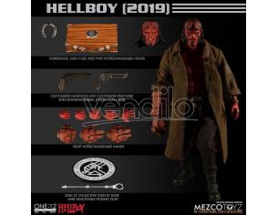 MEZCO TOYS ONE 12 COLL HELLBOY (2019) ACTION FIGURE