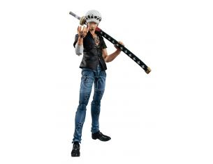 MEGAHOUSE ONE PIECE TRAFALGAR LAW VER.2 VAH FIG ACTION FIGURE