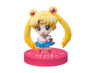 MEGAHOUSE PC SAILORMOON PETIT PUNISHMENT LTD SET MINI FIGURA
