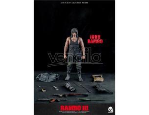 THREEZERO RAMBO III JOHN RAMBO 1/6 FIGURE ACTION FIGURE