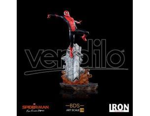 IRON STUDIO SPIDER-MAN FFH SPIDER-MAN 1/10 STATUE STATUA
