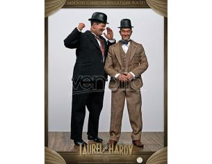 BIG CHIEF STAN LAUREL&OLIVER HARDY CLASSIC FIG 2PK ACTION FIGURE
