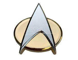 Factory Entertainment STAR TREK TNG COMM BUDGE BOTTLE OPENER APRIBOTTIGLIE