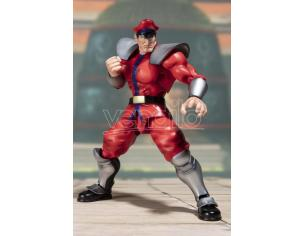 BANDAI STREET FIGHTER M. BISON S.H.FIGUARTS ACTION FIGURE