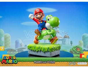 FIRST4FIGURES SUPER MARIO AND YOSHI STATUE STATUA
