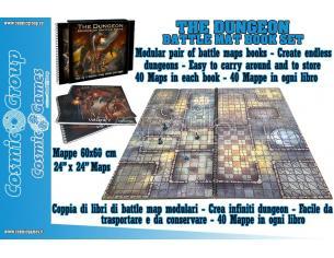 DM VAULT THE DUNGEON BOOK OF BATTLEMAPS LIBRO