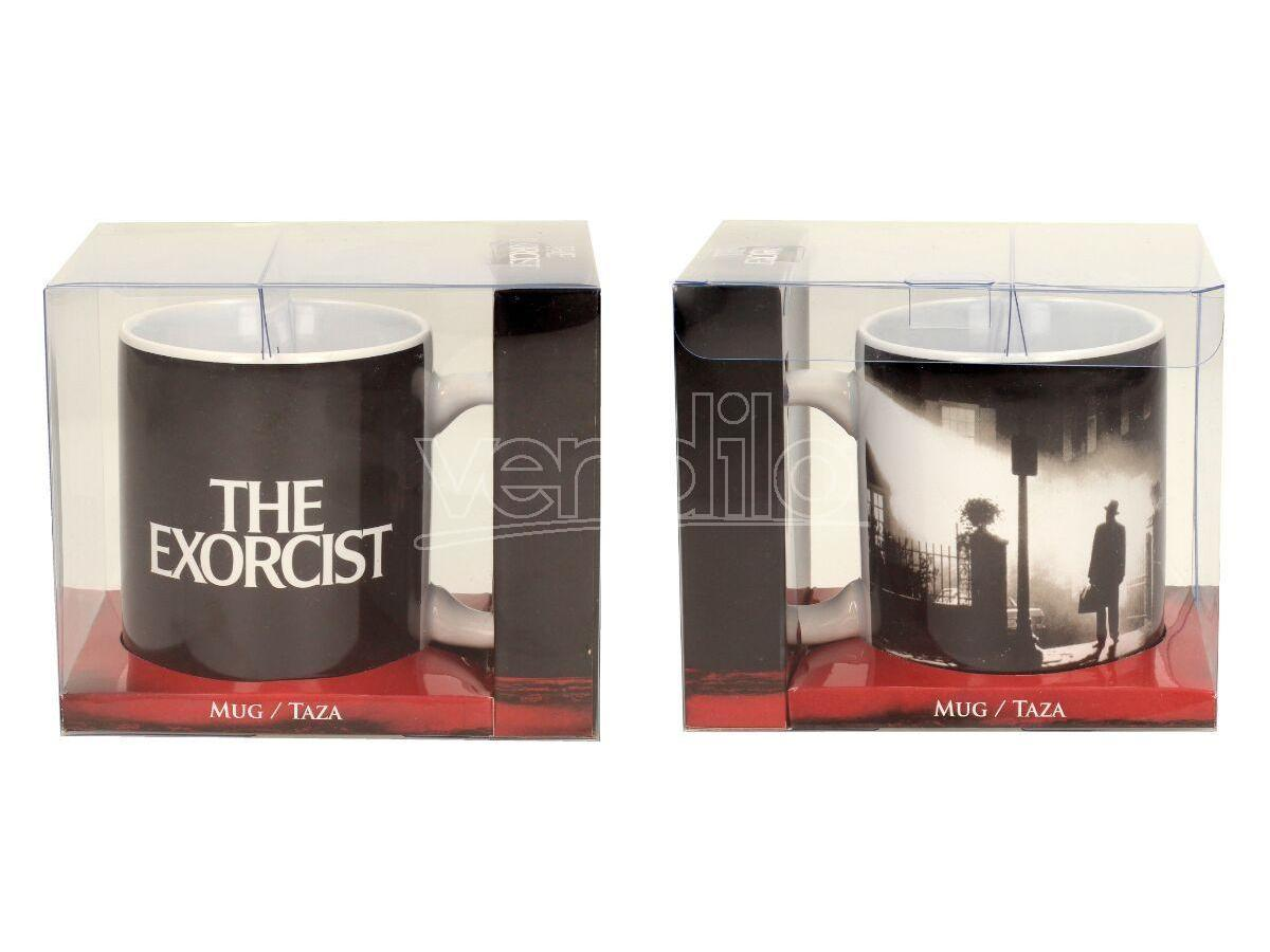 SD TOYS THE EXORCIST POSTER CERAMIC MUG TAZZA