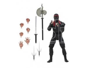 NECA TMNT FOOT SOLDIER (BLADED WEAPONRY) AF ACTION FIGURE