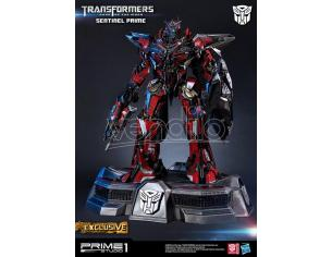 PRIME 1 STUDIO TRANSFORMERS MOVIE SENTINEL PR EX SET(3) STATUA