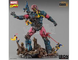 IRON STUDIO X-MEN VS SENTINEL ART 1/10 DIORAMA DLX STATUA
