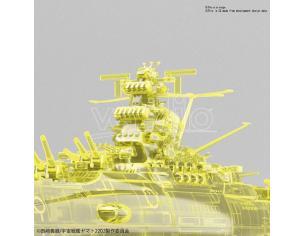 BANDAI MODEL KIT YAMATO 2202 YAMATO FINAL B CLEAR 1/1000 MODEL KIT