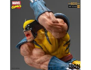 IRON STUDIO X-MEN WOLVERINE ART SCALE 1/10 STATUE STATUA